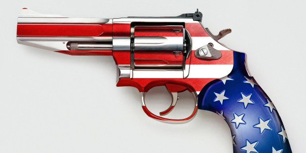 Those Who Say Guns Don't Kill People Are Anti-American Bigots
