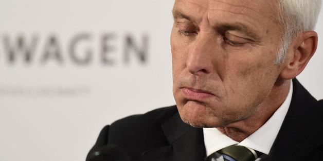 Der neue VW-Chef Matthias Müller