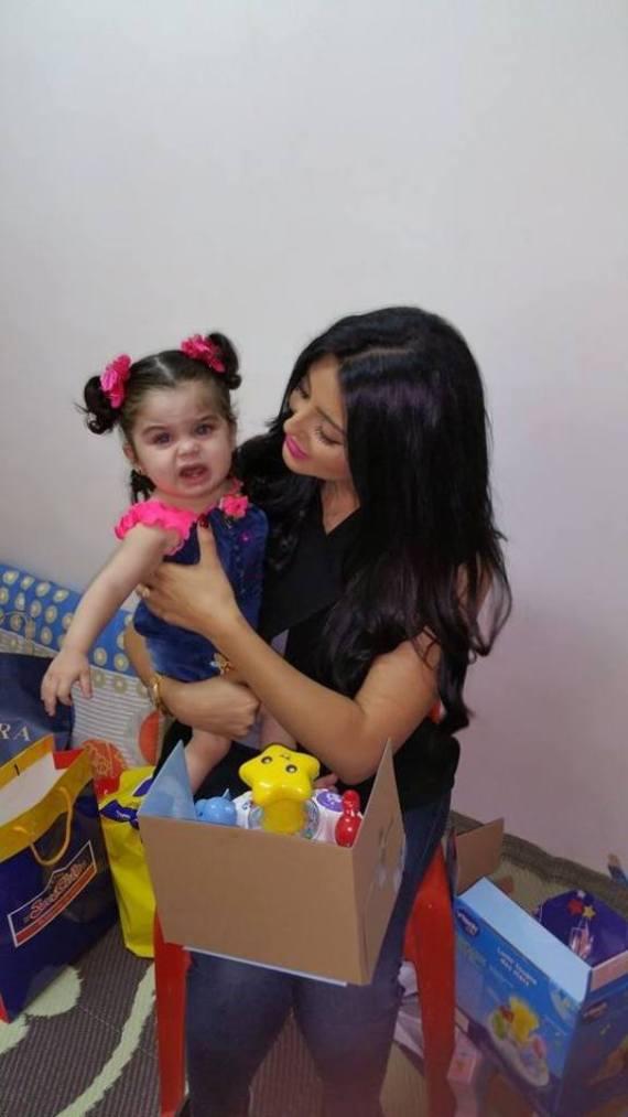 faty petite fille syrienne