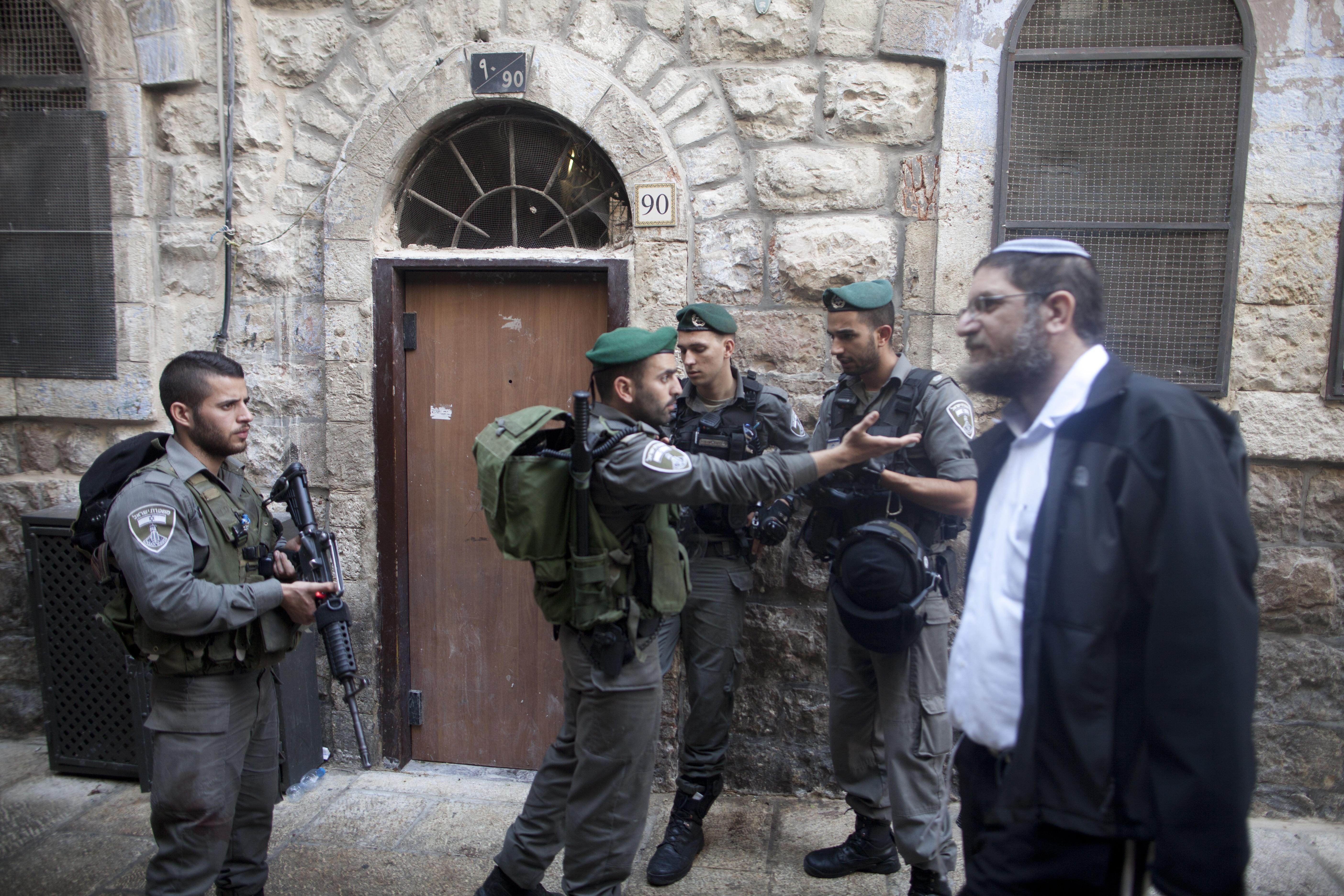 jerusalem 7 october 2015