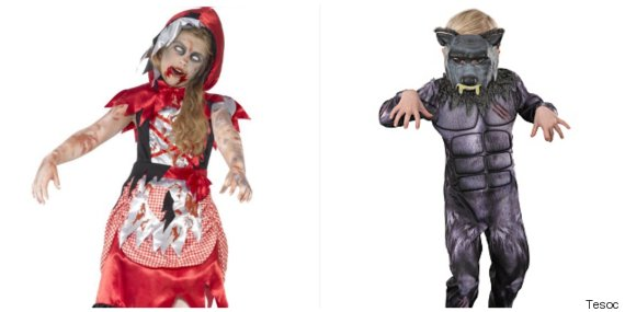 sc 1 st  HuffPost UK & Halloween Costumes For Kids 2015: The Best Fancy Dress Ideas