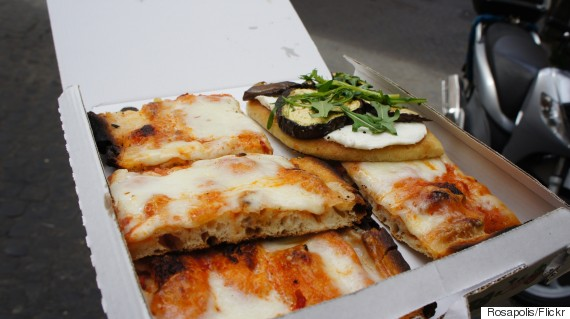 pizza al taglio