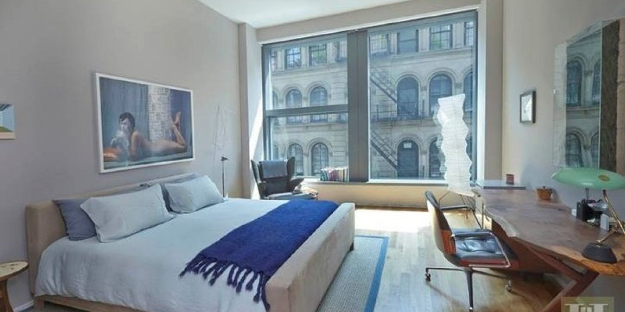 Soho House Nyc >> Daniel Radcliffe's NYC Apartment: See The Home Where Harry Parked His Broomstick | HuffPost