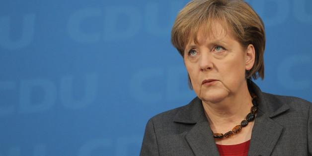 Angela Merkel gilt es die wahrscheinlichste Kandidatin für den Friedensnobelpreis