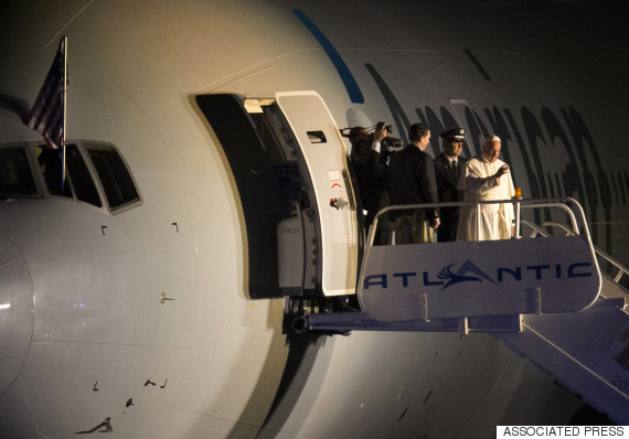 pope airport