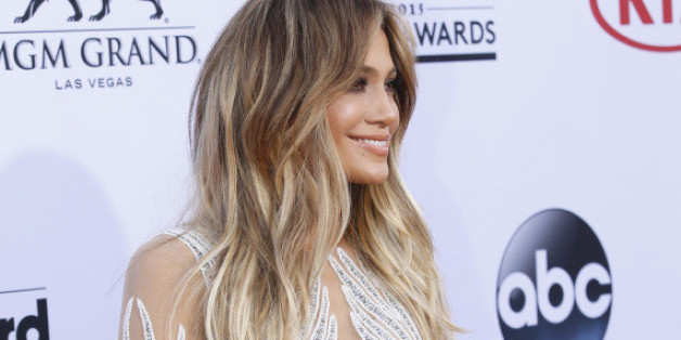 Jennifer Lopez bei den Billboard Music Awards 2015