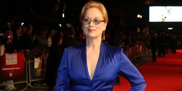 """Meryl Streep glänzte bei der Filmpremiere von """"Sufragette""""."""