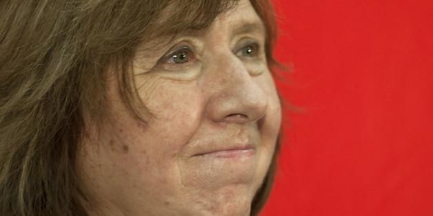 Der Literatur-Nobelpreis geht in diesem Jahr an eine Autorin aus Weißrussland.