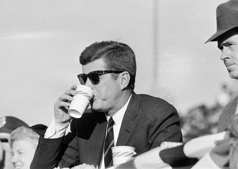 jfk president 1962