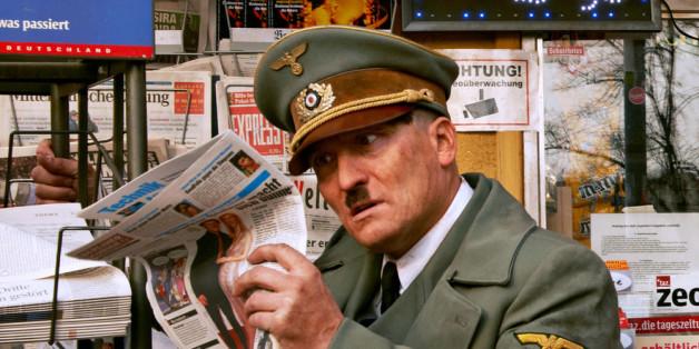 Hitler: Er ist wieder da