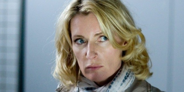 Maria Furtwängler alias Charlotte Lindholm im Einsatz.