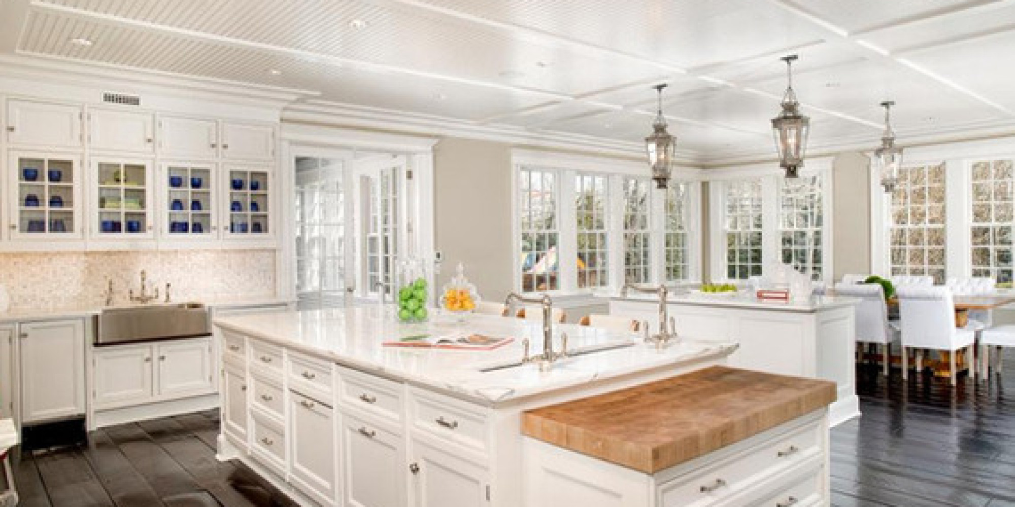 Please Pause To Admire These 21 Stunning Kitchens | HuffPost