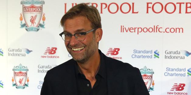 Seit die erste Pressekonferenz von Jürgen Klopp als Trainer des FC Liverpool über die Bildschirme lief, klopft die Netzgemeinde kräftig in die Tasten