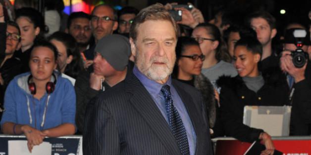 Der Schauspieler John Goodman hat ordentlich Pfunde verloren