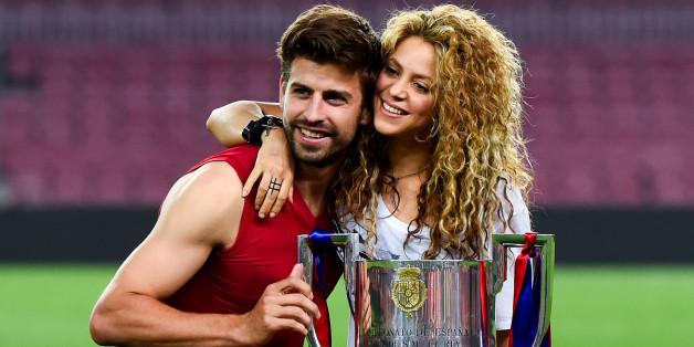 Shakira hat beides: eine steile Karriere und eine glückliche Familie