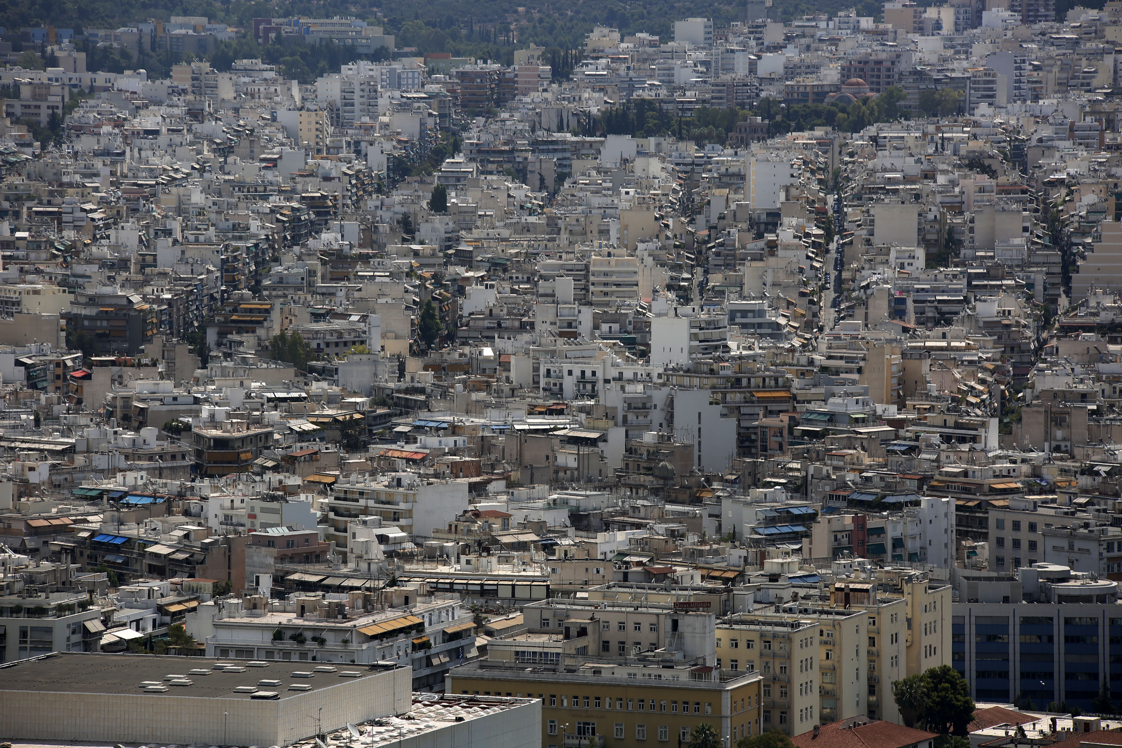 athens houses