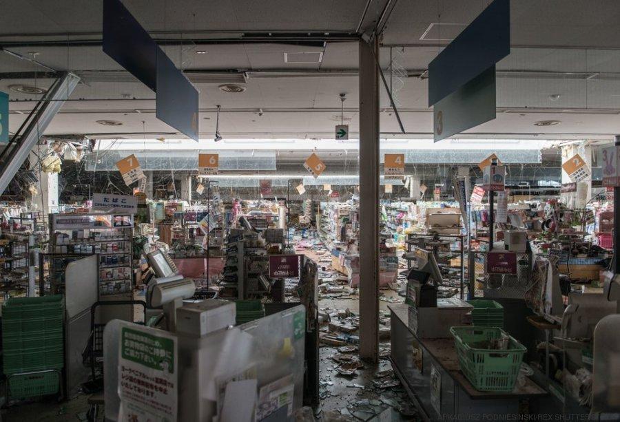 Estas impactantes fotografías muestran lo que queda tras un desastre nuclear