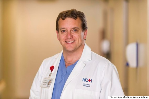 Dr. Chris Simpson