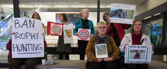 clayton stoner bear protest