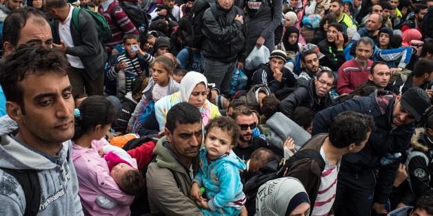Bundesregierung und Europäische Kommission wollen Flüchtlingssoli, um Krise in den Griff zu bekommen