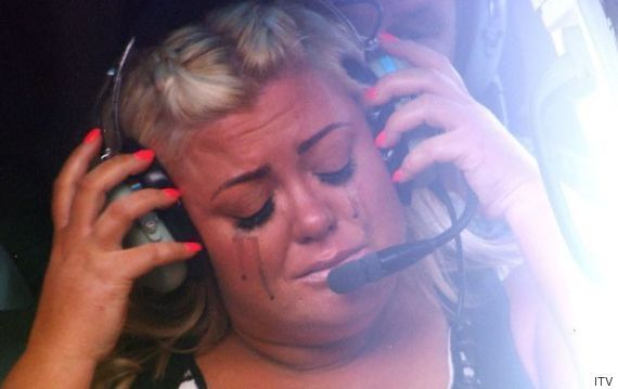 gemma collins crying