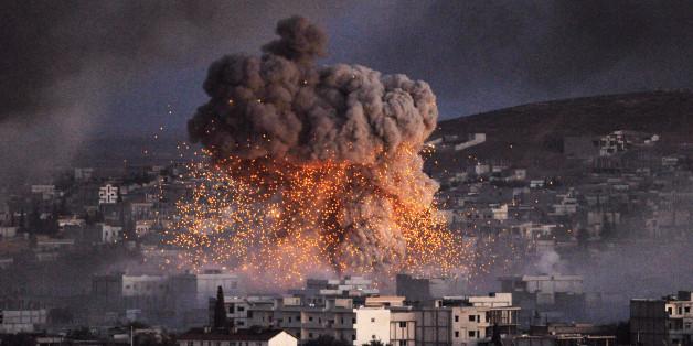 Russlands Bomben spielen den Terroristen in die Hände