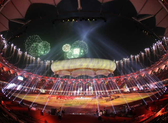 commonwealth games delhi