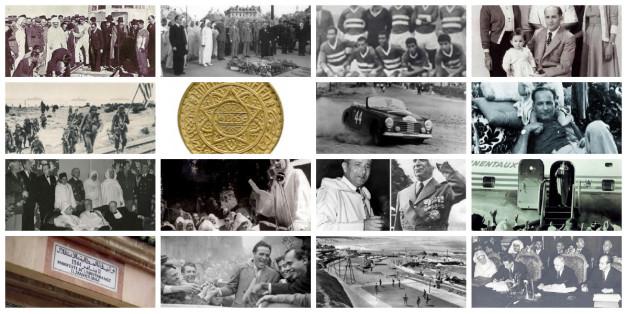 Retour sur l'histoire du Maroc en images (Episode 3: de 1941 à 1960)