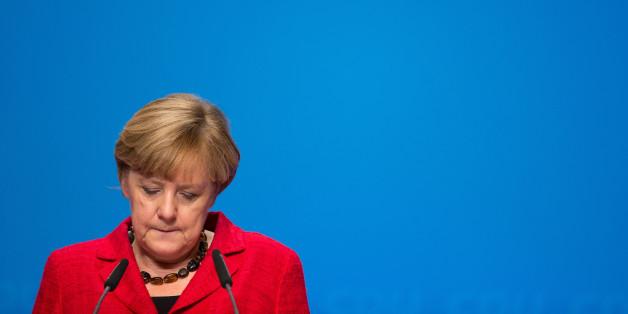 """""""Angela Merkel macht sich mit Flüchtlingspolitik strafbar"""""""