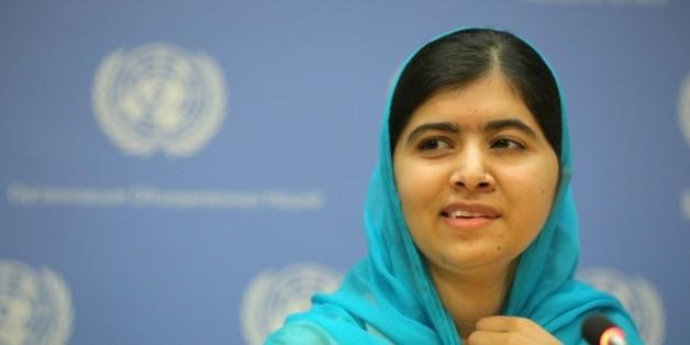 Malala Yousafzai lors d'une conférence de presse le 25 septembre 2015 à New York