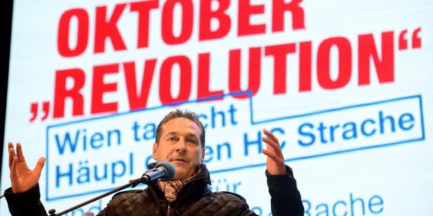 Rechtspopulisten und Sozialdemokraten liefern sich Kopf-an-Kopf-Rennen in Wien