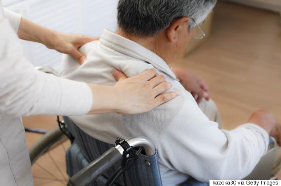 dementia senior wheelchair