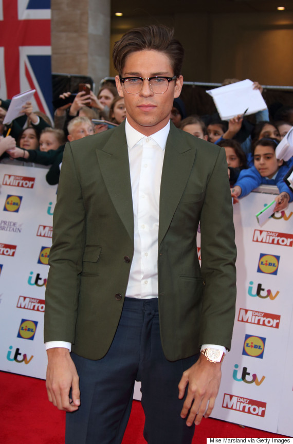 joey essex pride of britain