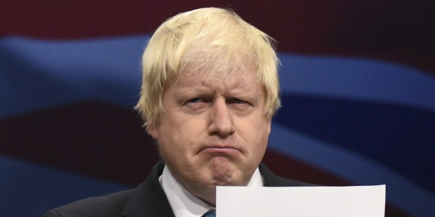 "Boris Johnson: ""When a community is going through some period of stress – a war, or economic hardship – they are historically far more likely to identify and turn on scapegoats in their midst."""