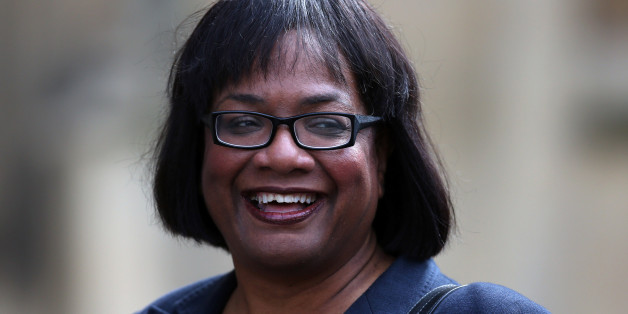 LONDON, ENGLAND - SEPTEMBER 14:  Newly announced Labour Party Shadow Secretary of State for International Development Diane Abbott arrives at Parliament ahead of a debate over the Trade Union Bill on September 14, 2015 in London, England. Since being elected leader of the Labour Party on Saturday in a landslide election, Jeremy Corbyn has received criticism over the lack of women in senior positions his new shadow cabinet.  (Photo by Carl Court/Getty Images)