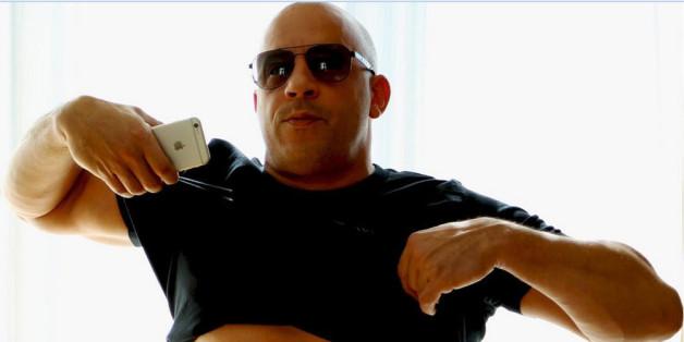 Vin Diesels durchtrainierter Bauch ist wieder zurück.