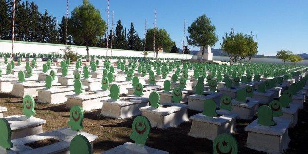 Cimetière des martyrs