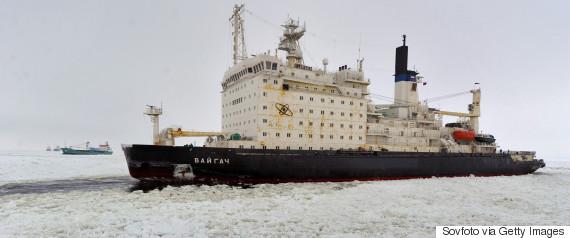 ice breaker russian