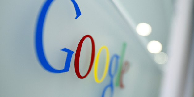 """FILE - In this Tuesday, March 23, 2010, file photo, the Google logo is seen at the Google headquarters in Brussels. France's data privacy agency ordered Google to remove search results worldwide upon request, giving the company two weeks to apply the """"right to be forgotten"""" globally. The order Friday from CNIL comes more than a year after Europe's highest court ruled that people have the right to control what appears when their name is searched online. (AP Photo/Virginia Mayo, File)"""