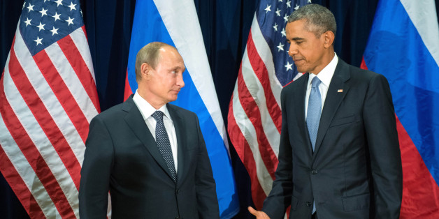 Obama pisst Putin in einem Interview richtig ans Bein
