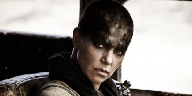 "Charlize Theron spielt in ""Mad Max: Fury Road"" die Furiosa"