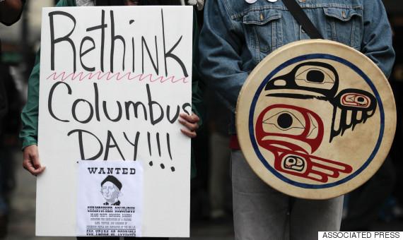 columbusdayprotest