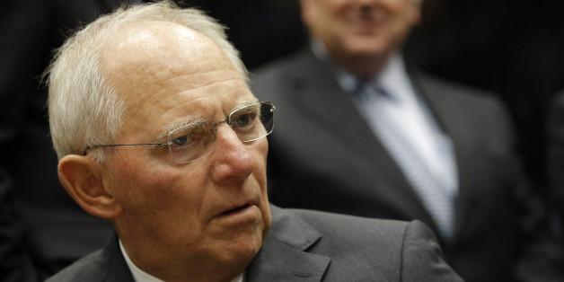 Wolfgang Schäuble will Hartz IV für Flüchtlinge kürzen