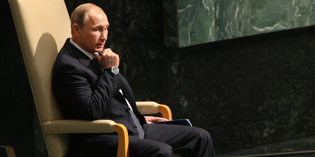 Russland geht es schlecht, doch der Präsident sitzt fest im Sattel
