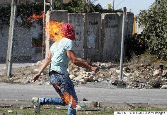palestinian student
