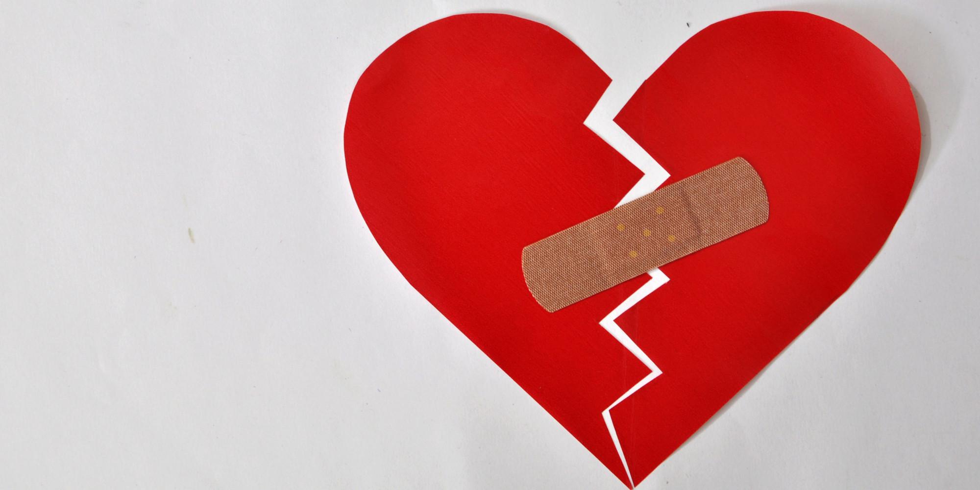 Patron saint of healing broken hearts