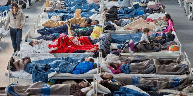 Erstmals hält Mehrheit der Deutschen Flüchtlingszahlen für zu hoch