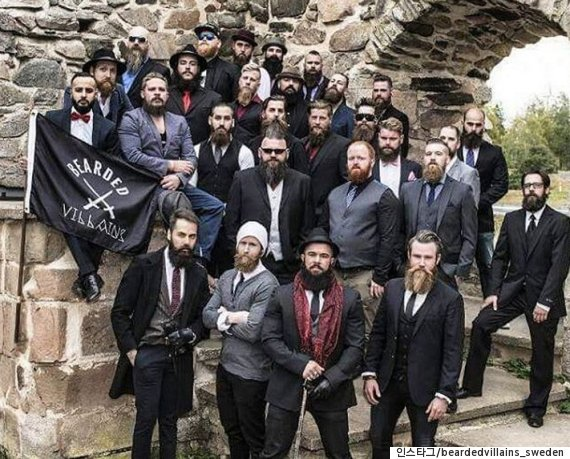 beardedvillains sweden