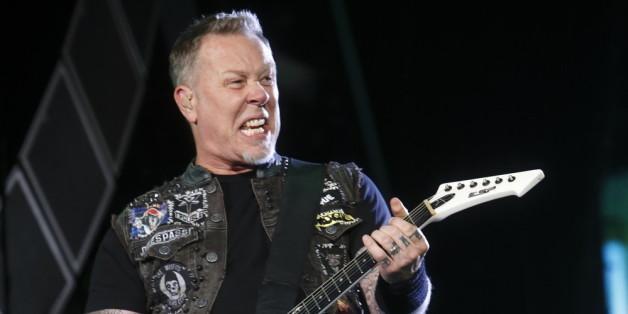 Kommt neue Musik von Metallica?