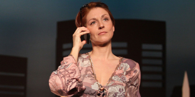 "Hendrikje Fitz spielt Pia Hellmann in ""In aller Freundschaft"""